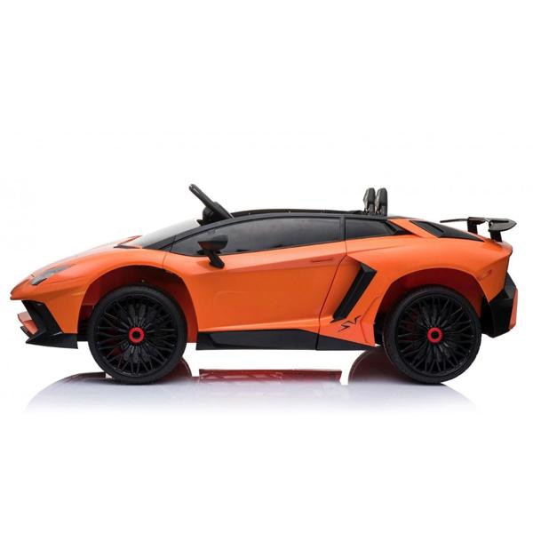 Lamborghini Aventador SV 12V Ride on Kids Electric Car_14