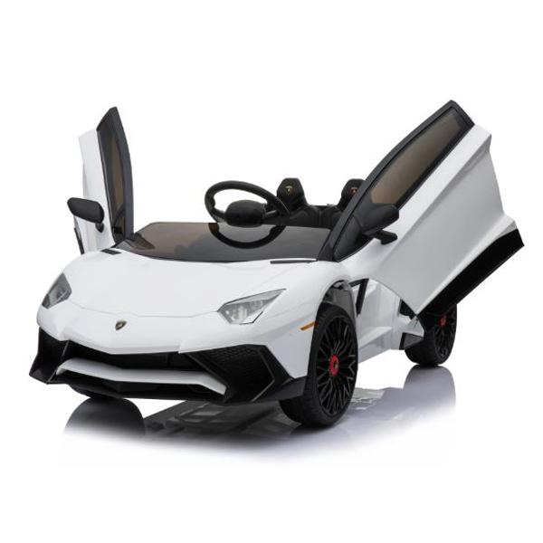 Lamborghini Aventador SV 12V Ride on Kids Electric Car_3