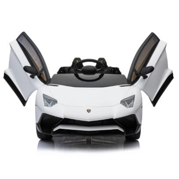 Lamborghini Aventador SV 12V Ride on Kids Electric Car_4