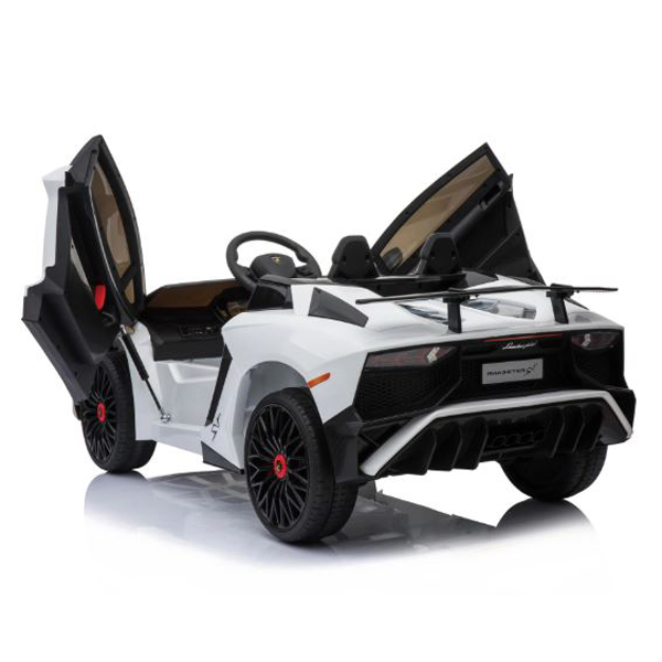 Lamborghini Aventador SV 12V Ride on Kids Electric Car_5