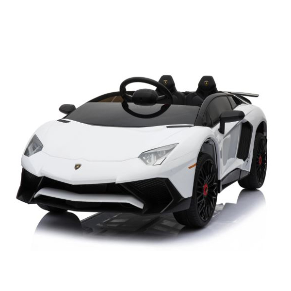 Lamborghini Aventador SV 12V Ride on Kids Electric Car