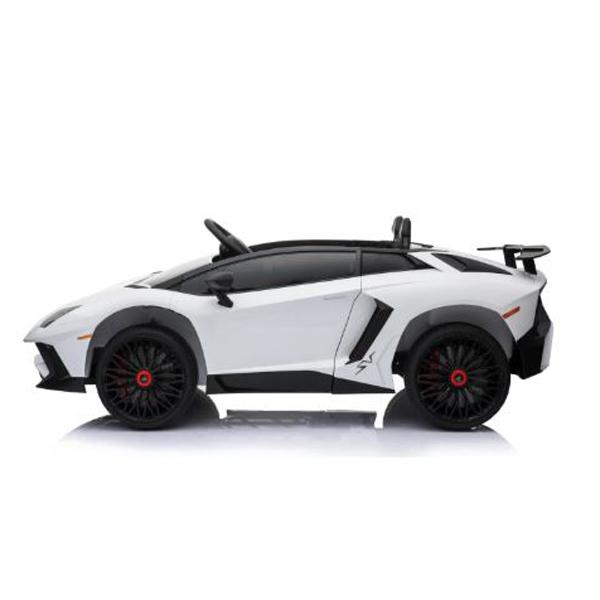Lamborghini Aventador SV 12V Ride on Kids Electric Car_6