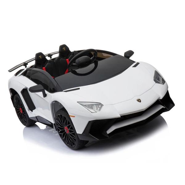 Lamborghini Aventador SV 12V Ride on Kids Electric Car_9