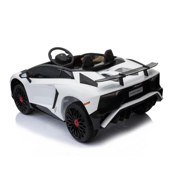 Lamborghini Aventador SV 12V Ride on Kids Electric Car_8