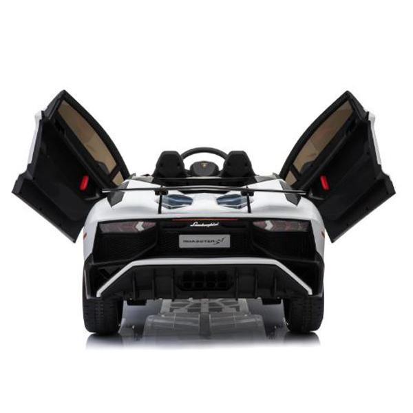 Lamborghini Aventador SV 12V Ride on Kids Electric Car_7