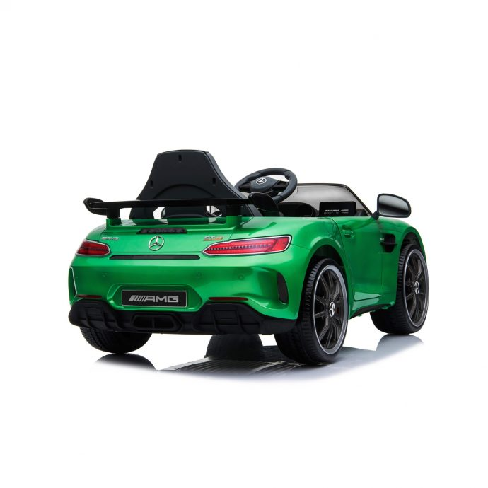 Licensed Mercedes Benz GTR 12v Battery Kids Ride On Car_2