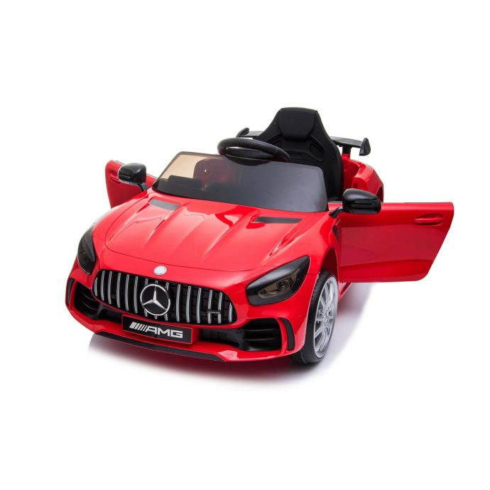 Licensed Mercedes Benz GTR 12v Battery Kids Ride On Car_3