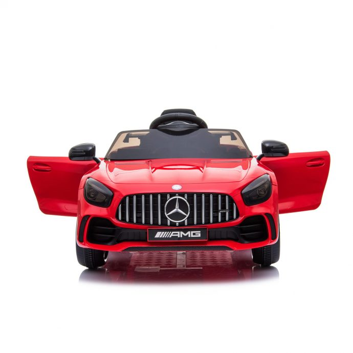 Licensed Mercedes Benz GTR 12v Battery Kids Ride On Car_4