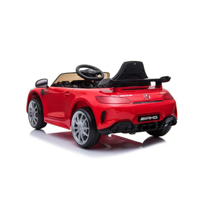 Licensed Mercedes Benz GTR 12v Battery Kids Ride On Car_6