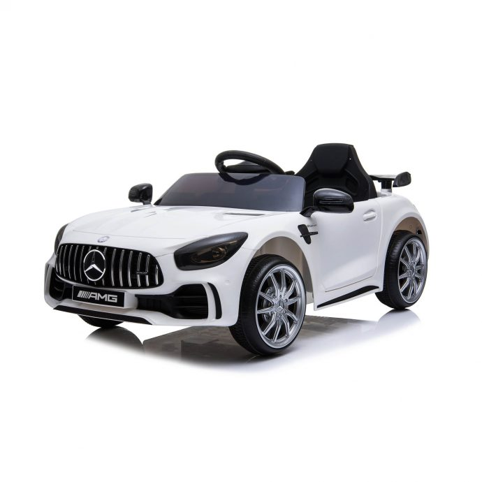 Licensed Mercedes Benz GTR 12v Battery Kids Ride On Car_7