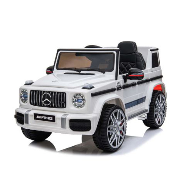 Licensed Mercedes Benz G63 12v Kids Ride on Jeep_1