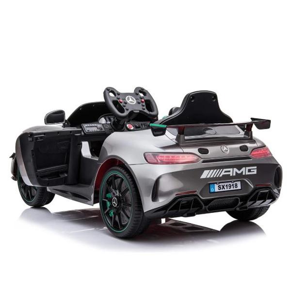 Licensed Mercedes Benz AMG GTR Sports 12v Kids Ride On Car