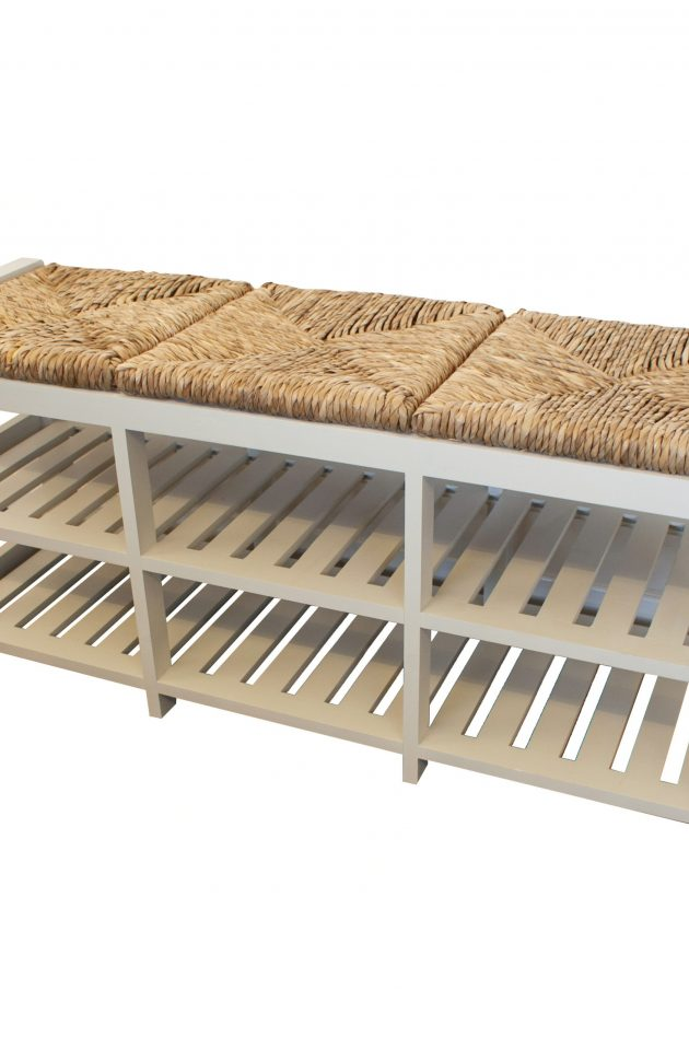 Casamoré Gloucester 3 Seater Shoe Storage Bench