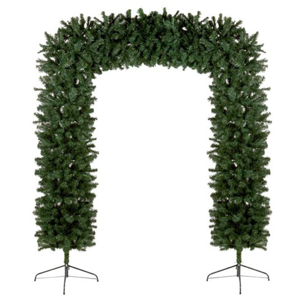 2.4m Christmas Display Tree Arch