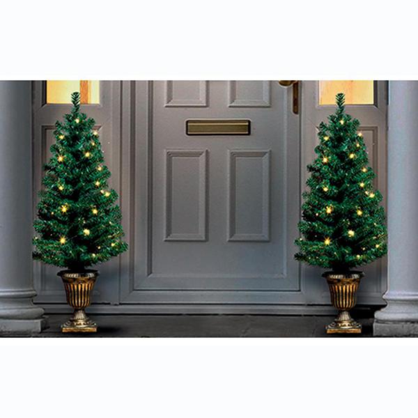 90cm LED Christmas Tree Set