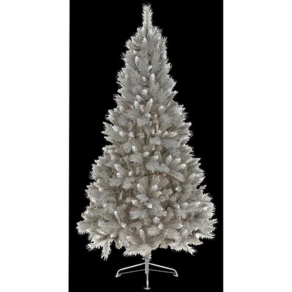 2.1m Silver Tip Fir Christmas Tree