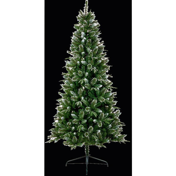 1.8m Glitter Tipped Christmas Tree