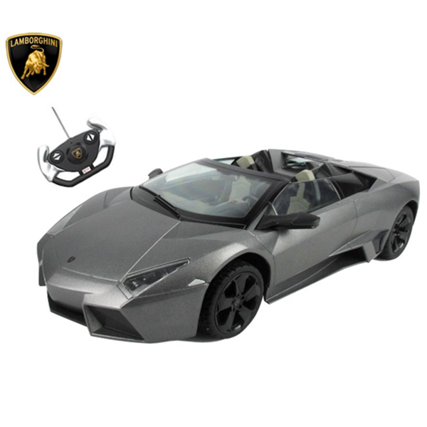 RC 1:14 Lamborghini Reventon Car Grey