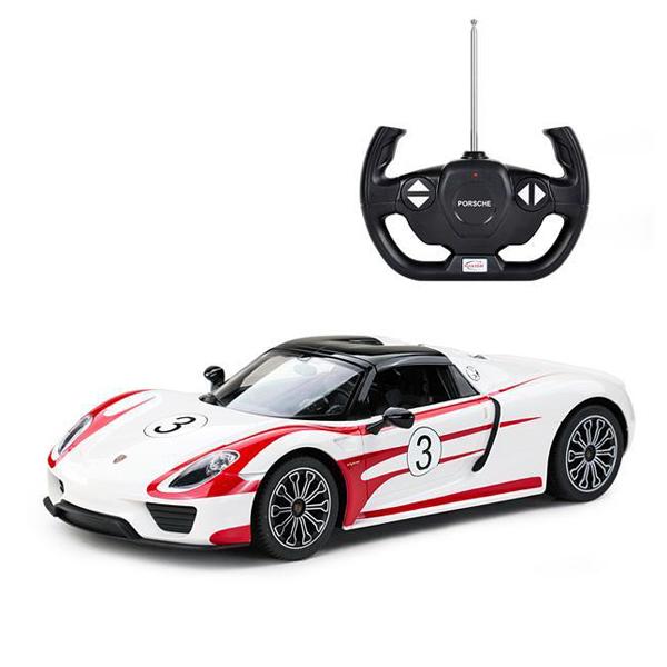RC 1:14 Porsche 918 Spyder Weissach Car