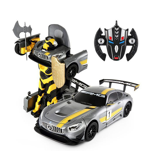 RC 1:14 Mercedes Benz AMG GT3 Transformers Car