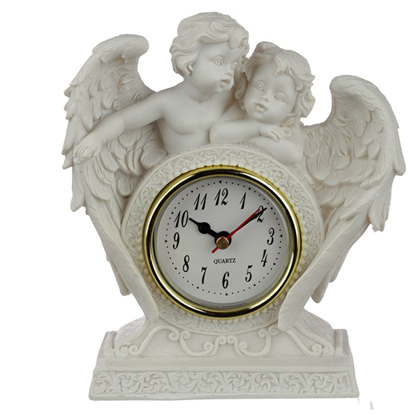 Cherub Mantle Clock