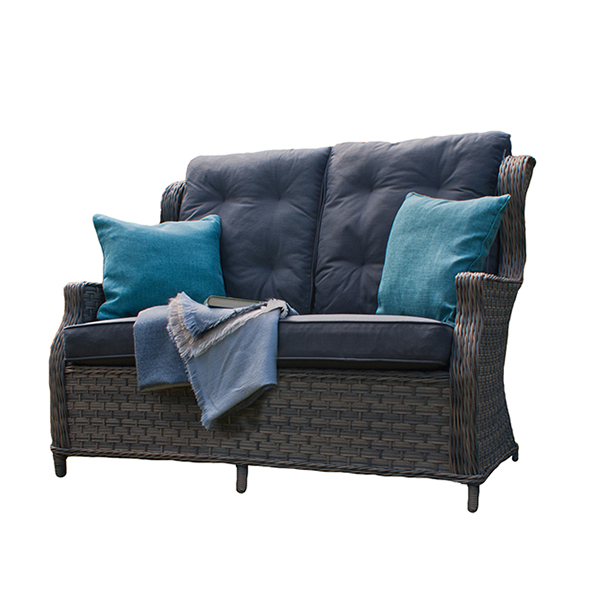 Casamoré Corfu Woodash Reclining 2 Seater Sofa