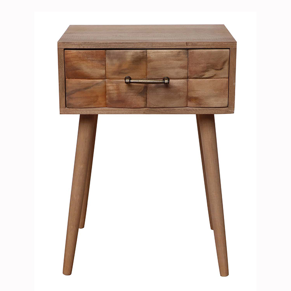 Burlington 1 Drawer Side Table