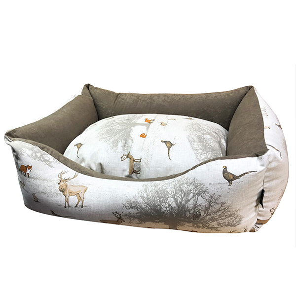 Animals Country Style Dog Bed