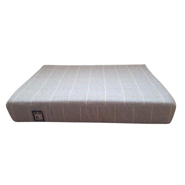 Gold Orthopaedic Slab Dog Bed