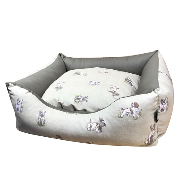 Dog Country Style Dog Bed