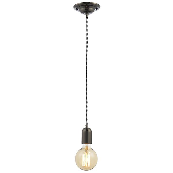 Black Cable Ceiling Pendant Light