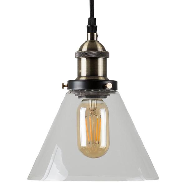 Antique Brass Ceiling Pendant Light