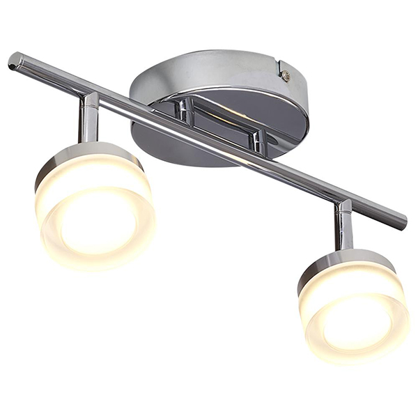 2-Bar LED Spotlight Ceiling Light