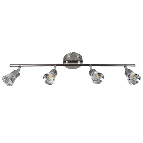 4-Bar LED Spotlight Ceiling Light