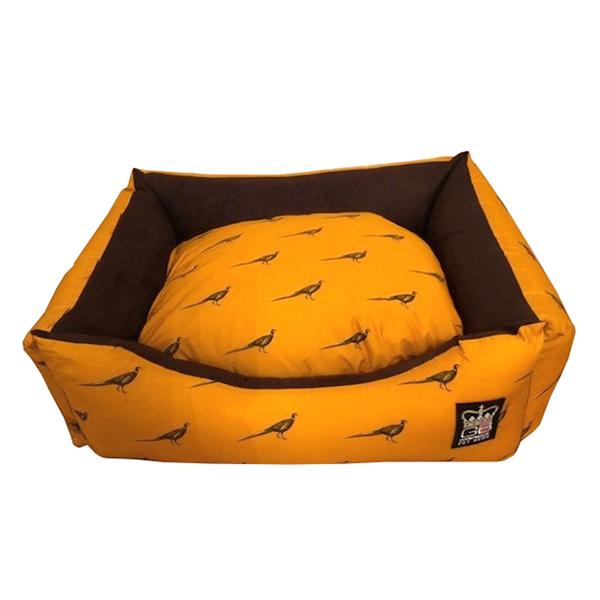 Pheasant Design Dog Pet Bed Settee