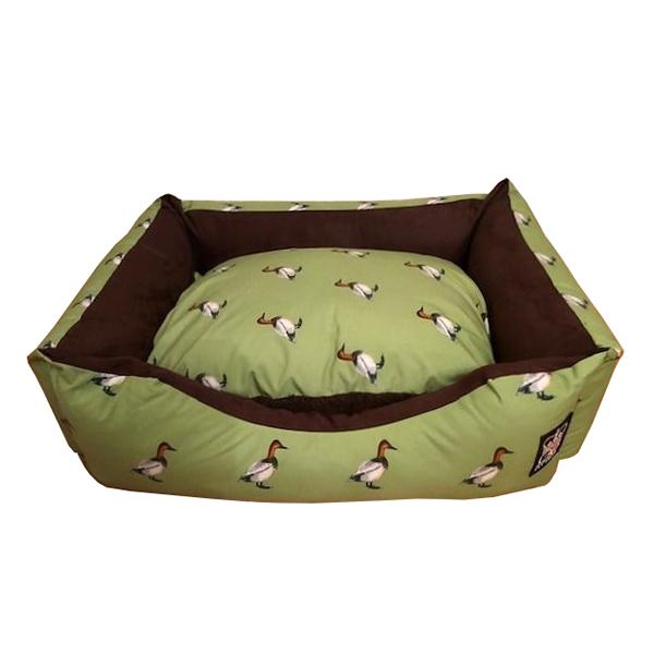 Duck Design Dog Pet Bed Settee