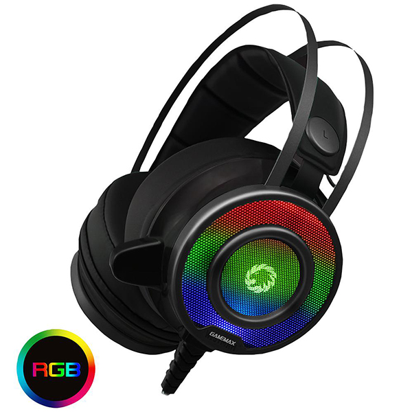 RGB Stereo Gaming Headset