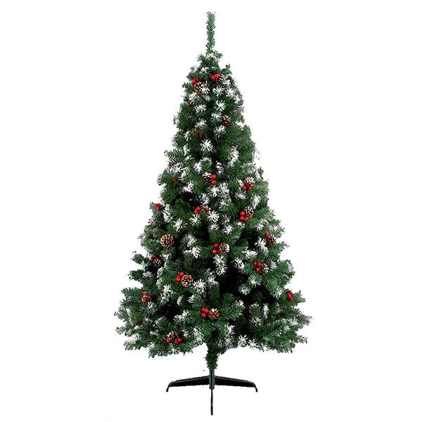1.8m Snow Tipped Christmas Tree