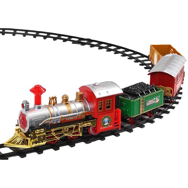 Deluxe Christmas Train Set