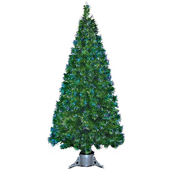 1.8m Fibre Optic Christmas Tree