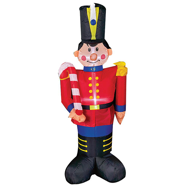 1.8m Christmas Inflatable Toy Soldier