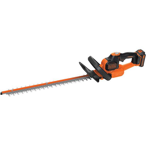 Black & Decker 45cm Cordless Hedge Trimmer