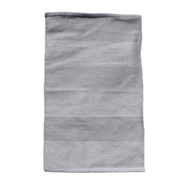 Grey Stripe Indoor Outdoor Rug
