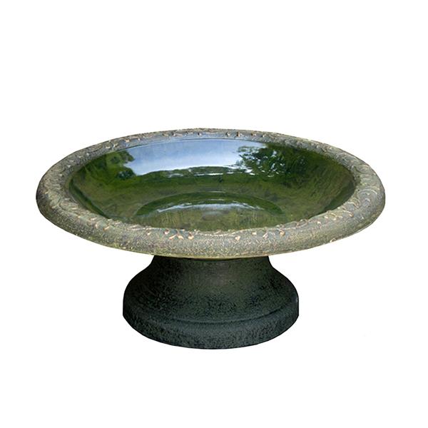 Coniston Round Bird Bath