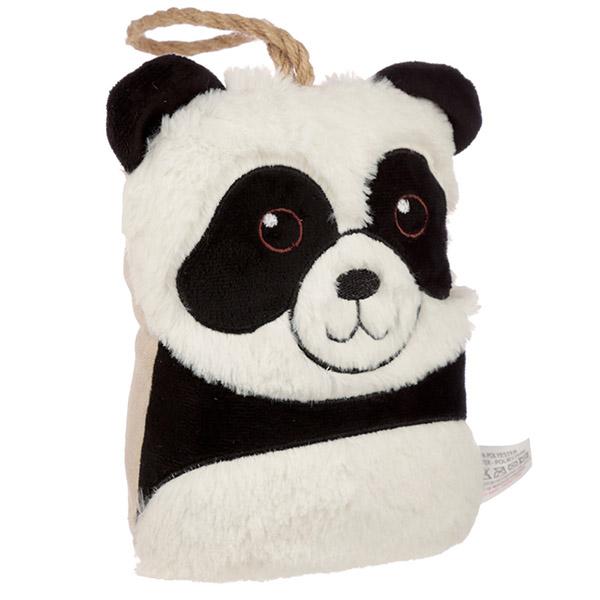 Panda Head Doorstop