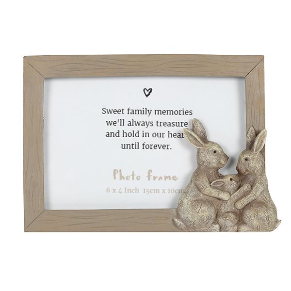 Bunny Rectangular Photo Frame