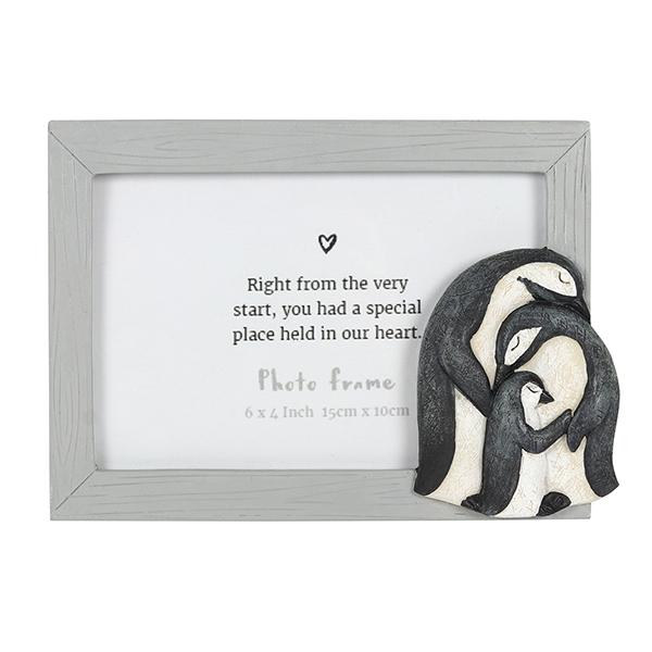 Penguin Rectangular Photo Frame