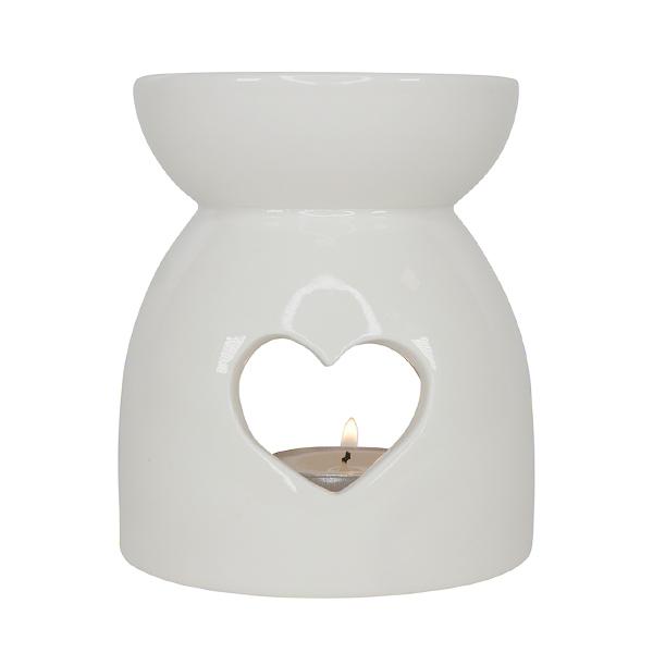 Heart Ceramic Oil Burner