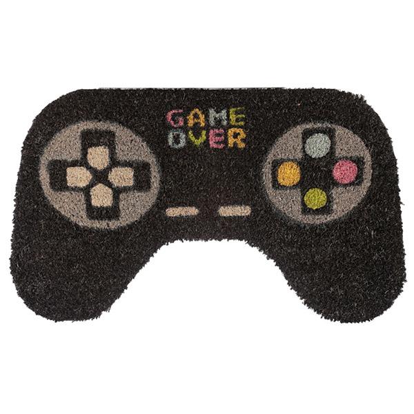 Retro Gaming Controller Shape Doormat