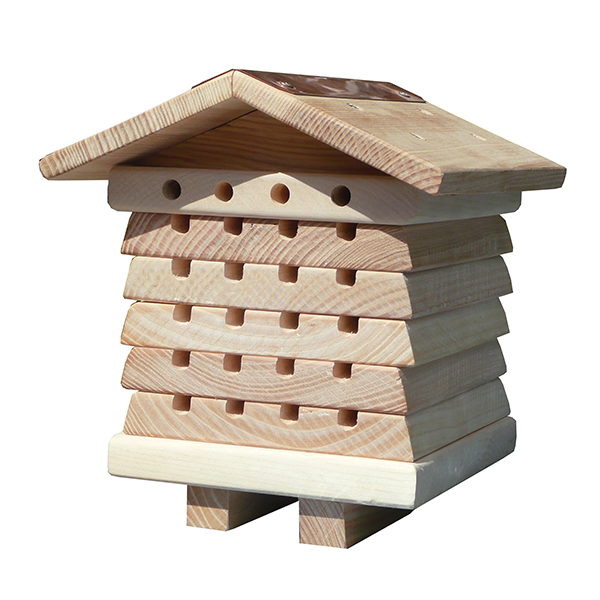 Stacking Solitary Bee Hive